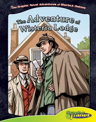 Adventure of Wisteria Lodge By Goodwin, Vincent